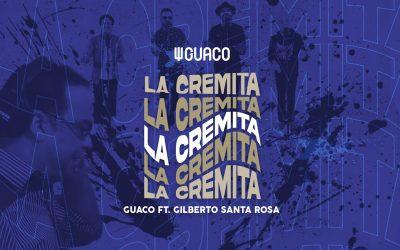 """Guaco presenta el video de """"La Cremita"""" junto al Caballero de la Salsa Gilberto Santa Rosa."""