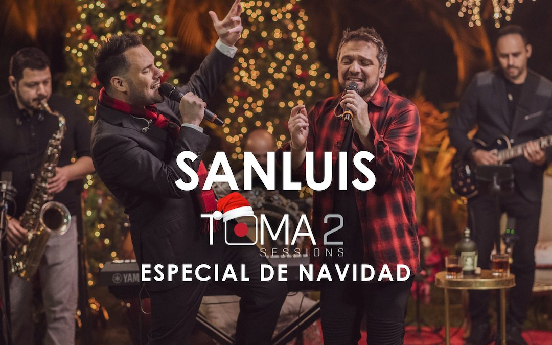 La nostalgia y la felicidad se dan cita en la segunda entrega de Toma2 Sessions de SanLuis con un hermoso Especial de Navidad desde La Castillera Studio.