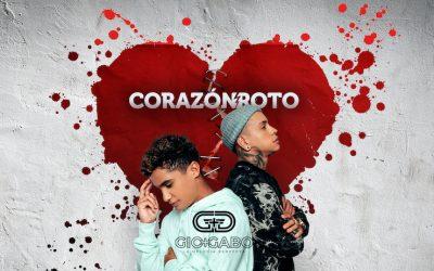 """El exitoso dúo Gio y Gabo La Melodía Perfecta queda expuesto junto a otros artistas con su nuevo sencillo """"Corazón Roto"""""""